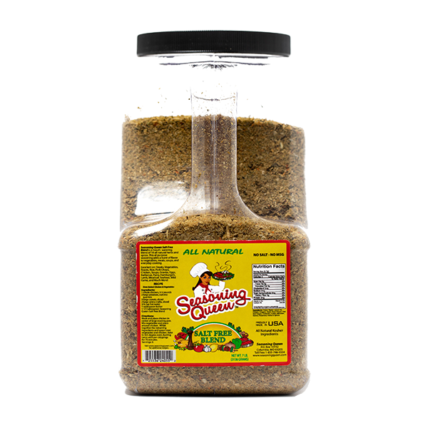 Seasoning Queen Salt Free Blend - 7lbs